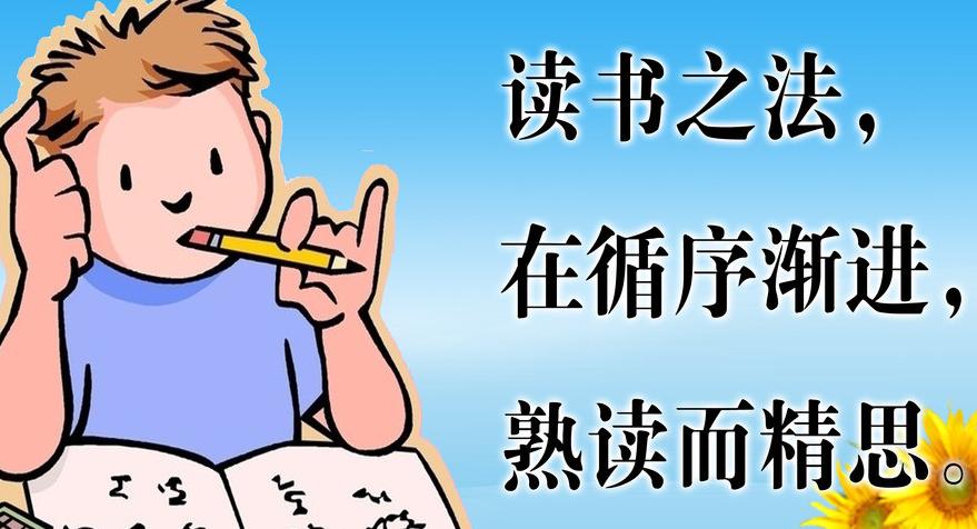 高考语文阅读学习方法